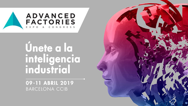 Asistiremos a Advanced Factories, el evento de la inteligencia industrial