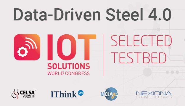 Seleccionats per als testbeds de l'IoT Solutions World Congress