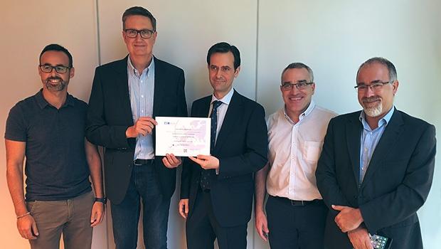 Obtenemos la certificación ISO/IEC 15504 (SPICE)