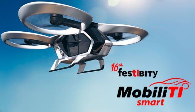 La movilidad inteligente será la gran protagonista de la 16ª Festibity