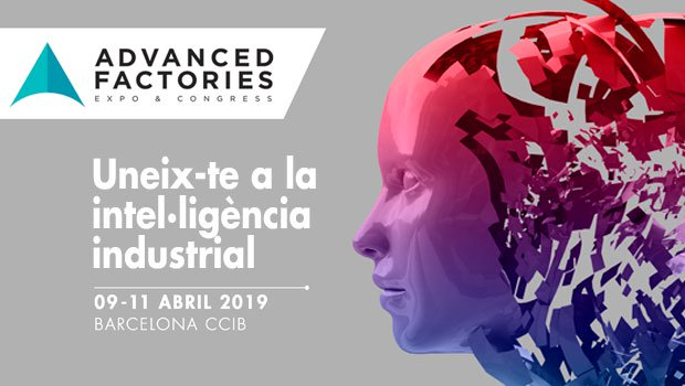 Assistirem a Advanced Factories, l'esdeveniment de la intel·ligència industrial