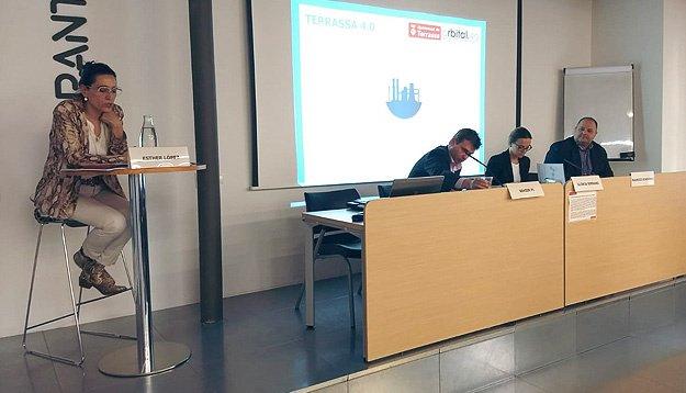 Debatem sobre l'impacte de la indústria 4.0 en la competitivitat