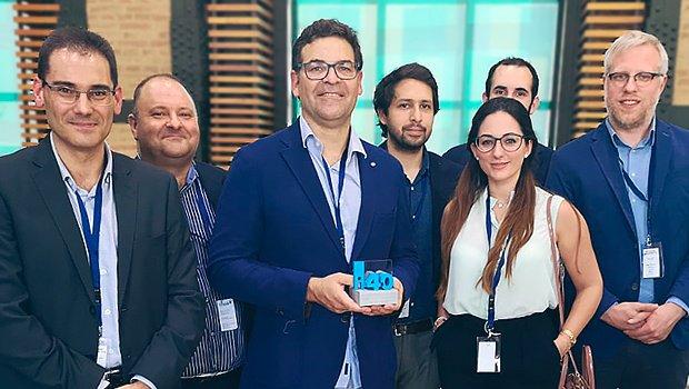 Nuestro programa de proyectos Data-Driven Steel 4.0 fue galardonado con un accésit del Premio Industria 4.0