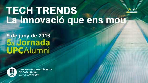 Serem presents a la 5a Jornada UPCAlumni