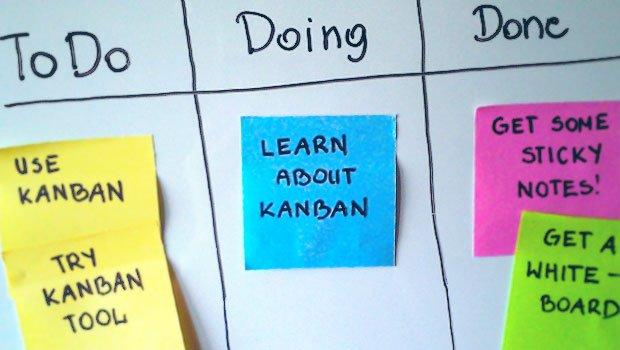 Kanban i dues eines per gestionar-lo: Kanbanize i Flow-e