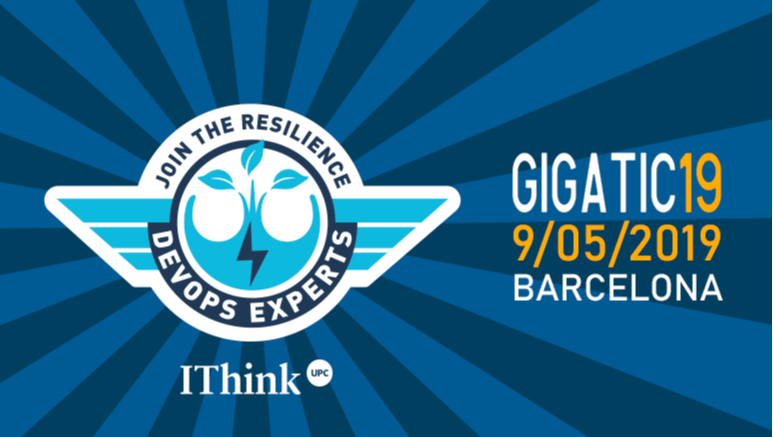 Explicaremos cómo adoptar la resiliencia en entornos TI en el gigaTIC 2019