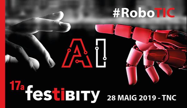 La robòtica i la IA seran les protagonistes de la 17a Festibity