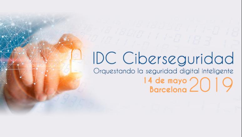 Participaremos en el IDC Ciberseguridad: Orquestando la seguridad digital inteligente