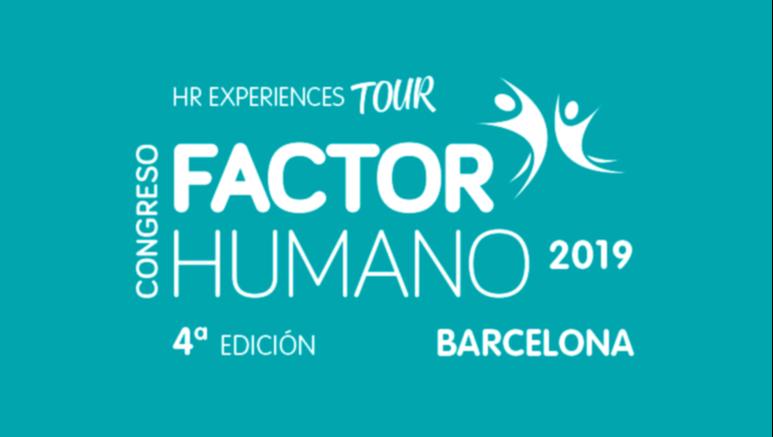 Participarem a la 4.ª edició del congrés Factor Humano Barcelona