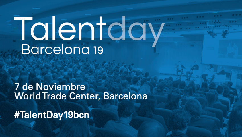 TALENTS by IThinkUPC patrocina el Talent Day Barcelona 2019
