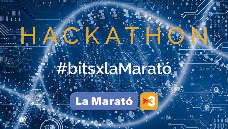 Hablamos de #bitsxlaMarató, el hackatón por las enfermedades minoritarias, en L'AltraRàdio