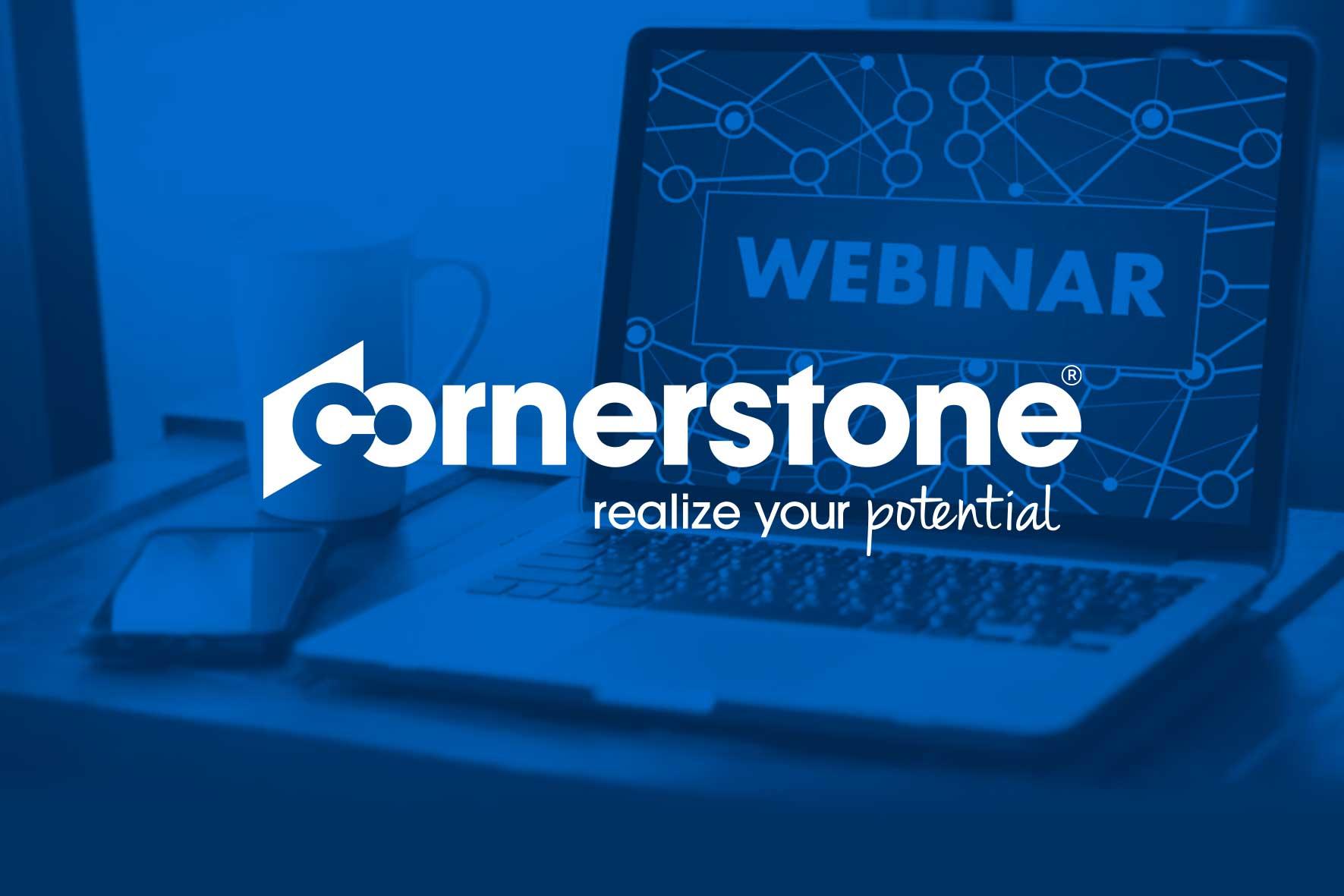 Iniciamos un ciclo de webinars sobre gestión del talento con Cornerstone OnDemand