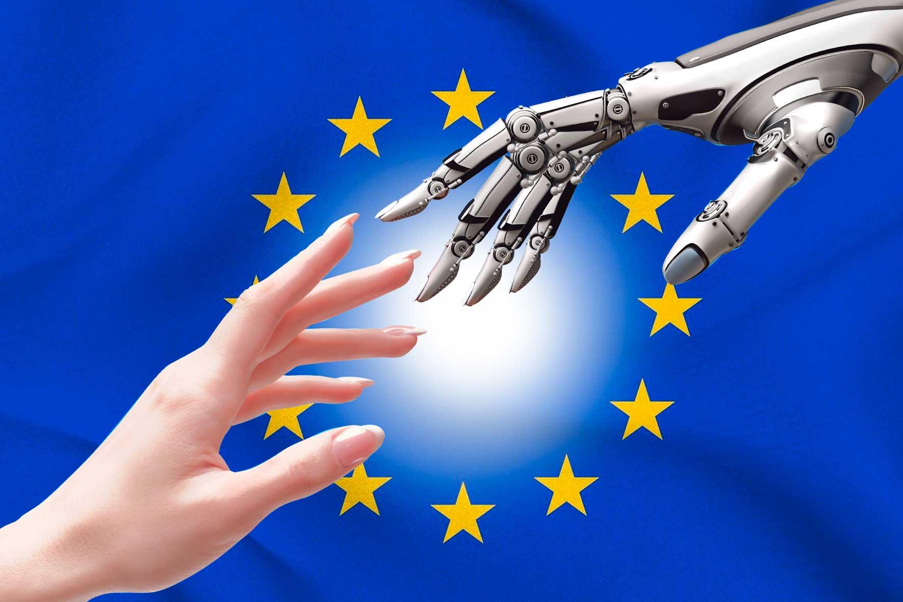 ¿Cómo aplicar la inteligencia artificial en tu negocio con los fondos europeos NextGenerationEU?