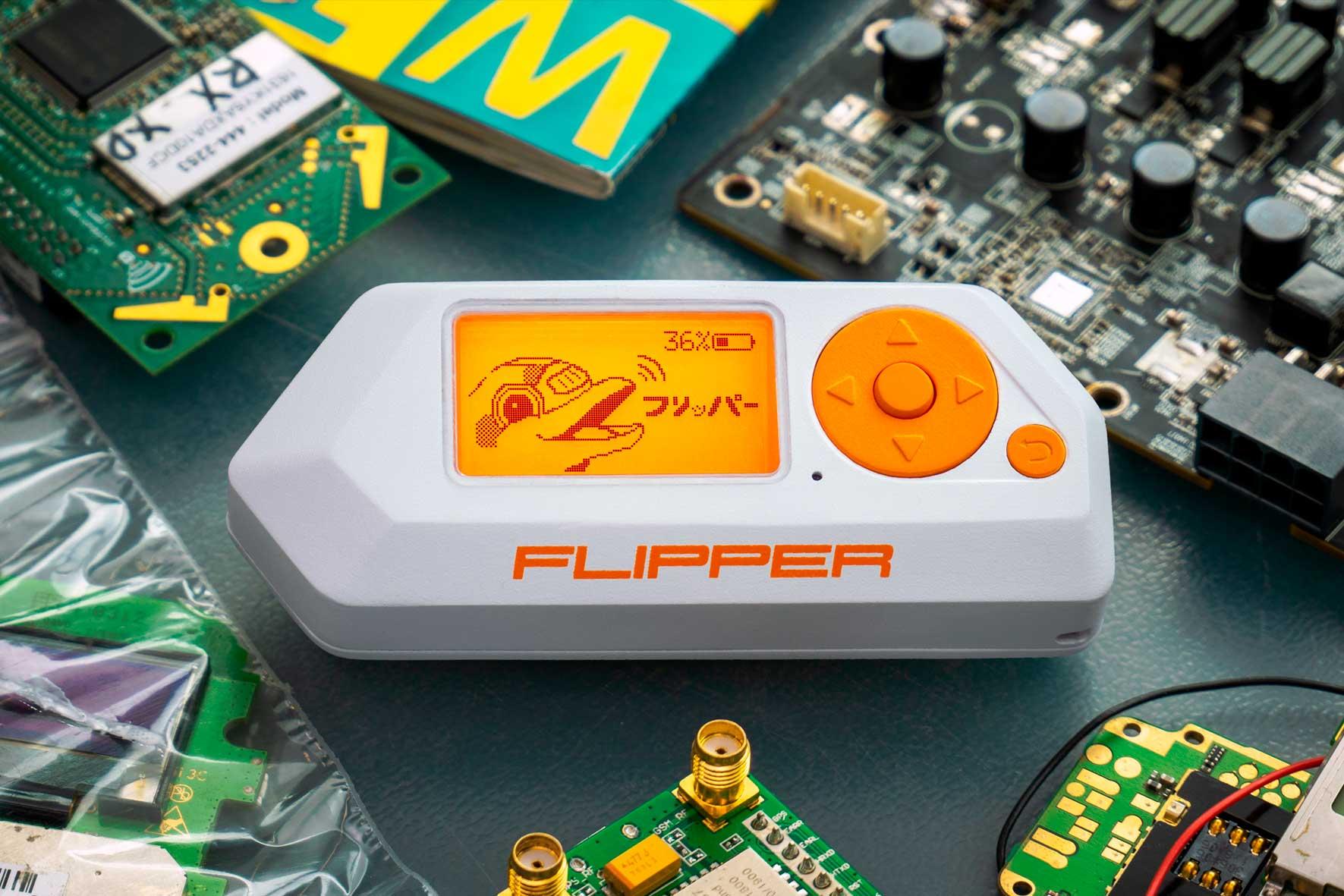 Hablamos de Flipper Zero, el tamagotchi para hacer hacking ético, en L'Altra Ràdio