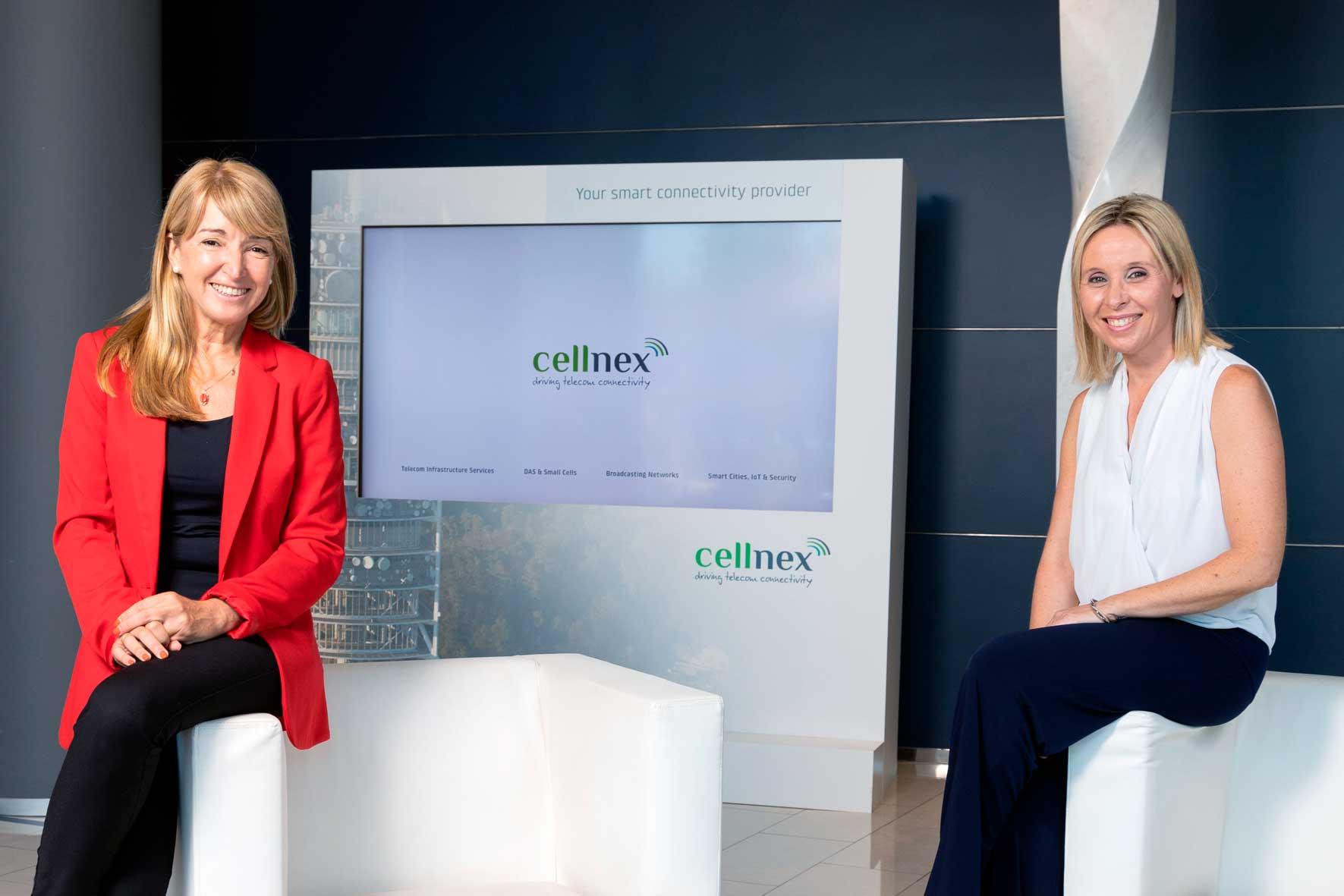 Entrevista a Sandra Carbonell y Nuria Martínez sobre la mejora de la gestión del talento en Cellnex